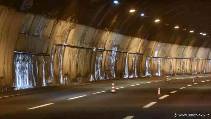 Cantieri, in A26 chiuso stanotte il tratto tra Ovada e il raccordo con la A10 (in entrambe le direzioni) - Il Secolo XIX