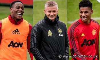 Ole Gunnar Solskjaer warns his Manchester United attackers they will be replaced