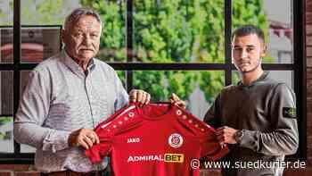 Fußball: Leon Notz kommt zum SC Pfullendorf - SÜDKURIER Online