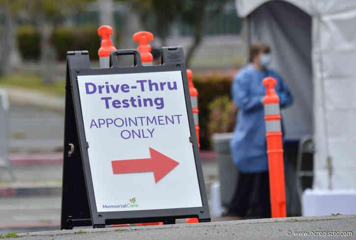 State puts Orange County on coronavirus watch list