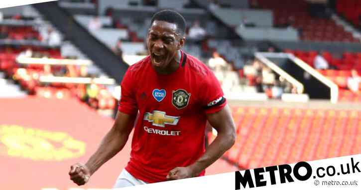 Ole Gunnar Solskjaer warns Man Utd star Anthony Martial he could be replaced in transfer window