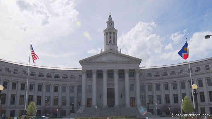 Denver Cancels Monday's City Council Meeting For Health Concerns
