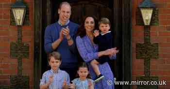 Kate and William's 'family rules' - with bans on shouting and no TV before tea