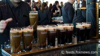 Unsold Guinness beer used to fertilize Christmas trees during the lockdown
