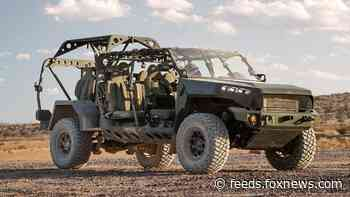 GM to build Chevy Colorado ZR2-based Infantry Squad Vehicles for U.S. Army