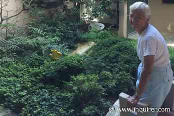 Cornelia Parsly Walton, a retired nurse and expert gardener, dies at 87 - The Philadelphia Inquirer