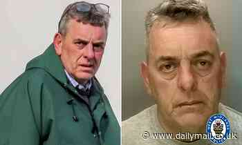 Gardener, 57, is jailed for repeatedly stabbing his next door neighbour in row over car aerial - Daily Mail