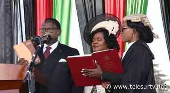 Presidente de Malawi renueva gabinete tras victoria electoral - teleSUR TV