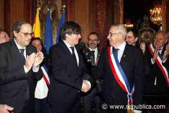 La victoria de la ultraderecha en Perpiñán, otro revés también para el huido Puigdemont - Republica.com