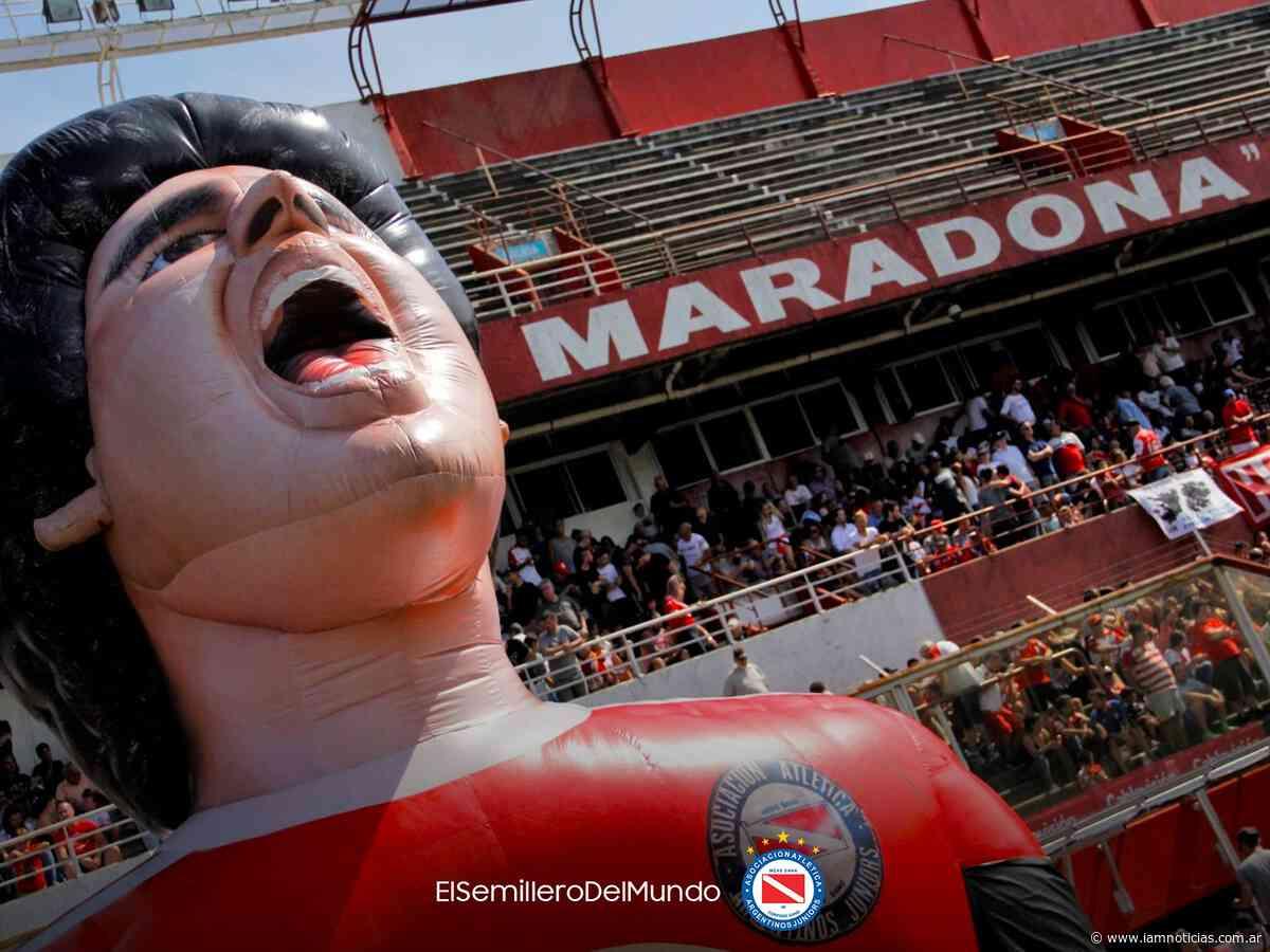 Argentinos Juniors y Umbro premian a los donantes de plasma - IAM Noticias