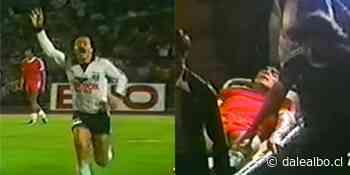 El día que Colo Colo de Carlos Caszely venció a Argentinos Juniors y Diego Maradona terminó en la Posta Cen... - Dale Albo