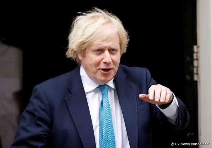 PM Johnson's answer to COVID-19 downturn: 'Build, build, build'