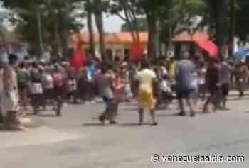 Habitantes de Ocumare de la Costa rompieron la cuarentena ante la festividad de San Juan (video) - Venezuela Al Día
