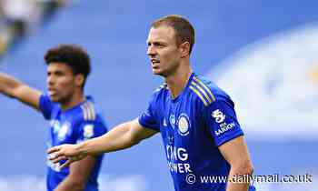 Leicester WILL offer defender Jonny Evans a new contract this summer