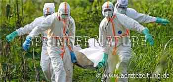 WHO erklärt Ebola-Ausbruch im Kongo für beendet - Ärzte Zeitung