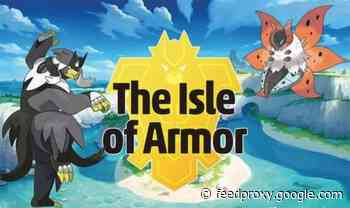 Pokemon Sword and Shield Isle of Armor review: Short and sweet Nintendo Switch expansion