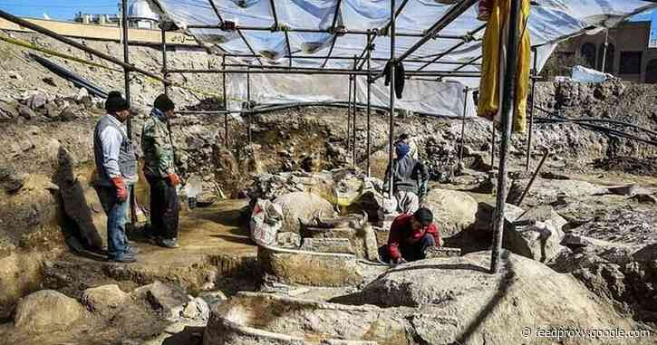 New archaeological season commences at Iran's Laodicea Temple