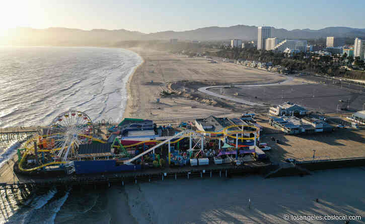 LA County Beaches, Piers, Bike Paths Closed For Fourth Of July Weekend