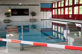 Aqua Fun bleibt geschlossen - Westfalen-Blatt