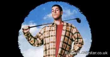 Happy Gilmore: The Adam Sandler film that changed golf forever - Daily Star