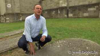 Grafsteen van Amerikaanse ere-consul ontdekt in Denderleeuw - TV Oost