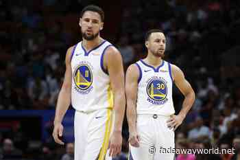 Kobe Bryant Said Klay, Steph Curry 'Have A Strong Killer Instinct' - Fadeaway World