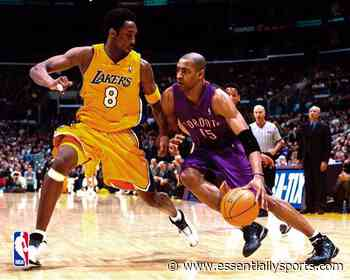 """""""I'm Not Ducking S**t"""": When Kobe Bryant Went to the Extremes to Challenge and Play Against Vince Carter - Essentially Sports"""
