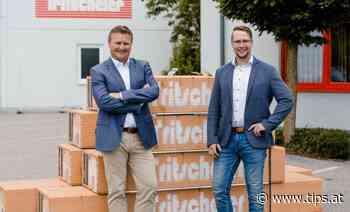 Alois Traunwieser neuer Marketing- und Verkaufsleiter bei Tritscheler - Tips - Total Regional