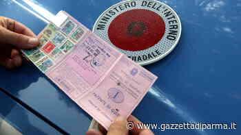 A Parma in calo i punti persi sulla patente - Gazzetta di Parma