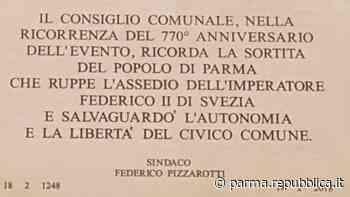 """Parma, il Comune affida l'incarico per rimediare all'errore """"Federico di Svezia"""" - La Repubblica"""