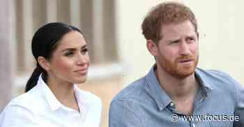 """Royals: Herzogin Meghan soll Prinz Harry bei Hochzeit """"blamiert"""" haben - FOCUS Online"""