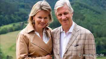 Belgische Royals total normal: Familienausflug bei König Philippe und Königin Mathilde - VIP.de, Star News