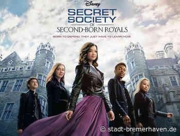 """Der geheime Club der zweitgeborenen Royals"": Disney+ Original startet am 25. September 2020 - Caschys Blog"