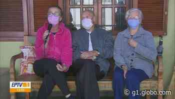 Família inteira contaminada pela Covid-19 se recupera em Jacutinga, MG - G1