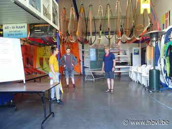 Weekendlessen en probeerdagen bij windsurfclub Sirocco (Beringen) - Het Belang van Limburg
