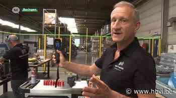 Bedrijf in Beringen geeft afgedankte batterijen van elektris... (Beringen) - Het Belang van Limburg