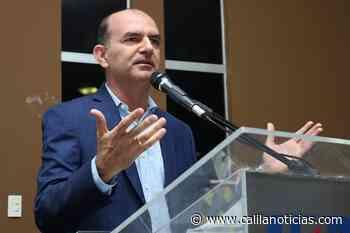 Prefeito de Capela do Alto Alegre anuncia que foi infectado pela Covid-19 - Calila Notícias