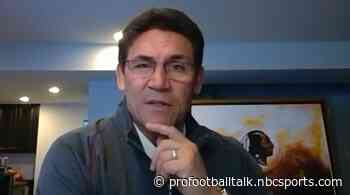 """Ron Rivera: Washington name issue is """"a discussion for another time"""""""