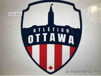 Atletico Ottawa returns to soccer field Wednesday in Manotick - National Post