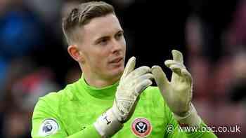 Man Utd keeper Dean Henderson extends loan at Sheff Utd