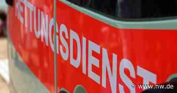 Ein Schwerverletzter bei Kollision in Vlotho - Sperrung aufgehoben - Neue Westfälische