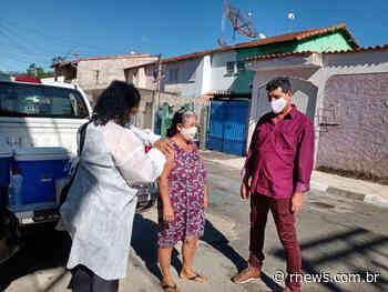 Caieiras leva vacinação da gripe aos bairros. Campanha vai ate dia 30 - RNews