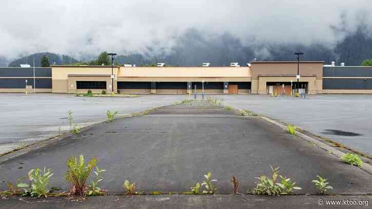 Juneau's former Walmart is for sale — and the asking price seems low