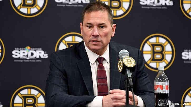 Bruins' Bruce Cassidy Not Opposed To Toronto Being NHL Hub City