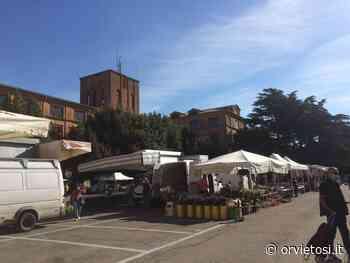 """Tardani: """"Il mercato ritornerà in Piazza del Popolo solo quando le normative anti Covid lo cosentiranno"""" - OrvietoSì"""