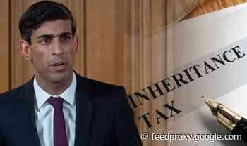 Inheritance Tax UK: Are changes ahead? Rishi Sunak may 'claw back' COVID-19 costs via IHT