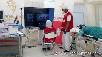 Video: Sheikha Fatima Volunteering Programme launches mobile health clinic for women, children - Khaleej Times