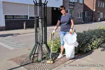 Breese 'ploggers' houden de straten netjes