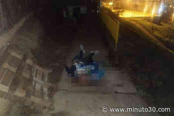 Iba caminando por el barrio Belalcázar y un sicario se lo 'bajó' a tiros - Minuto30.com