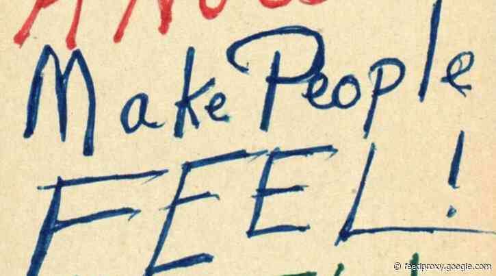 Behold Octavia Butler's Motivational Notes to Self